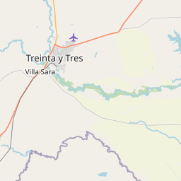 Map of Treinta