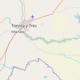Map of Treinta