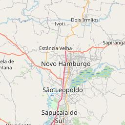 Map of Porto