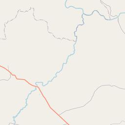 Map of Teresina