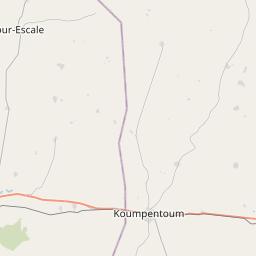 Map of Kuntaur