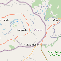 Map of Sutukoba