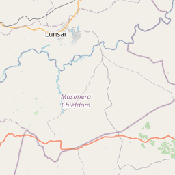 Map of Lunsar