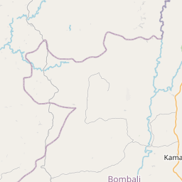 Map of Binkolo