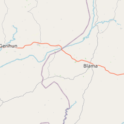 Map of Bo
