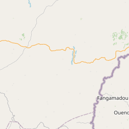 Map of Pendembu