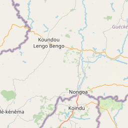 Map of Kailahun