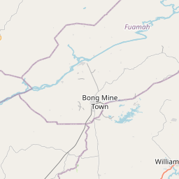 Map of Bopolu