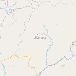 Map of Cestos