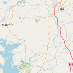 Map of Gaillimh