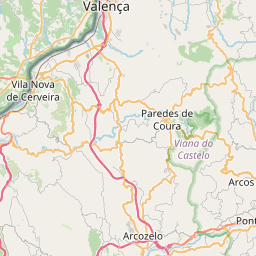 Map of Braga
