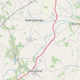 Map of Kilkenny