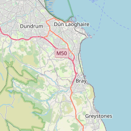 Map of Blanchardstown