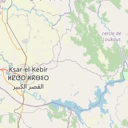 Map of Ksar