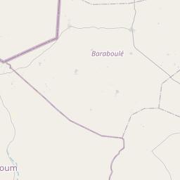 Map of Djibo
