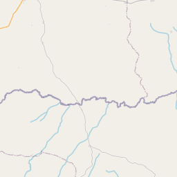 Map of Ejura