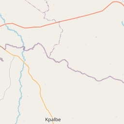 Map of Tamale
