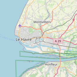 Map of Le