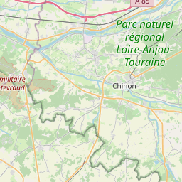 Map of Tours