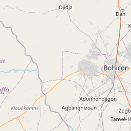 Map of Zouvi