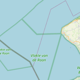 Map of Ostend