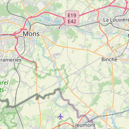 Map of Mons