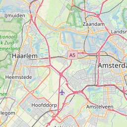 Map of Zoetermeer