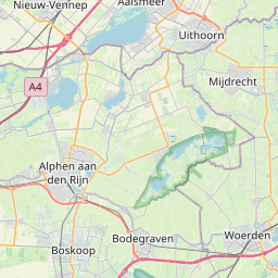 Map of Utrecht