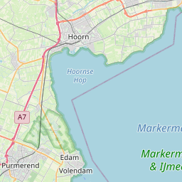 Map of Haarlem