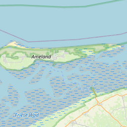 Map of Leeuwarden