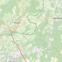 Map of Diekirch