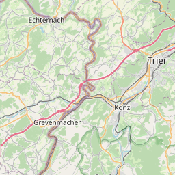 Map of Schifflange