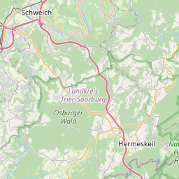 Map of Grevenmacher