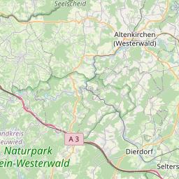 Map of Bonn