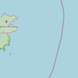 Map of Infante