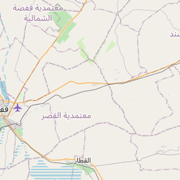 Map of Gafsa