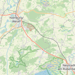 Map of Hannover