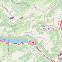 Map of Rapperswil