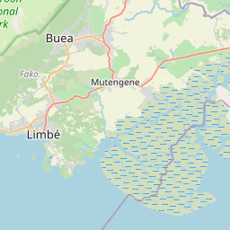 Map of Limbe