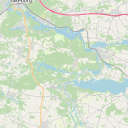 Map of Horsens
