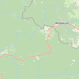 Map of Bamenda