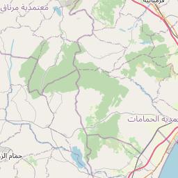 Map of Ben