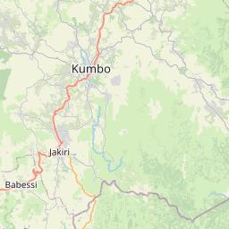 Map of Foumban