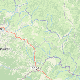 Map of Foumbot
