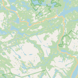 Map of Steinkjer