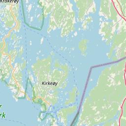 Map of Halden