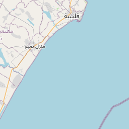 Map of Douane