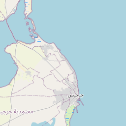 Map of Houmt