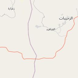 Map of Zintan