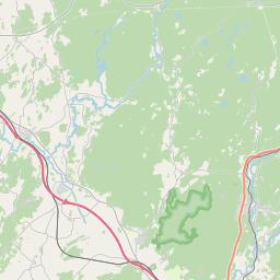 Map of Halmstad
